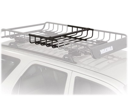 07-13 Toyota Fj Cruiser Naked Roof - Fixed Point Yakima Baskets Package - Loadwarrior Extension with Whispbar S8 Flush Tower