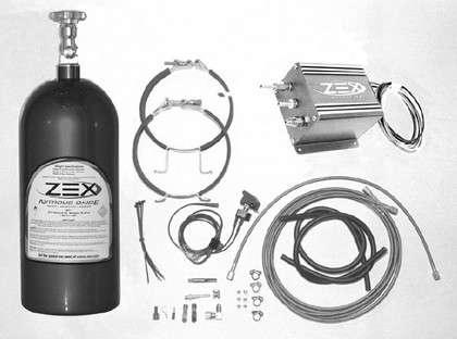 1984-1986 Ford Mustang (5.0 V8) ZEX? Nitrous System With Out Bottle (5.0L Ford)